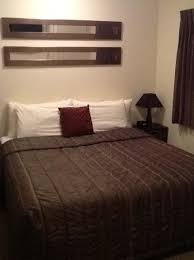 king size bed small room but very comfy picture of ballinor