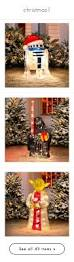 Home Accents Outdoor Christmas Decorations by Best 25 Star Wars Christmas Decorations Ideas On Pinterest Star