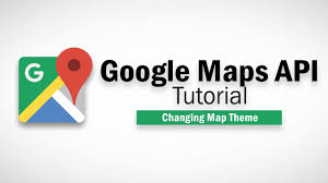 Map Api Google Maps Javascript Api Tutorial Map Styles Theme Youtube