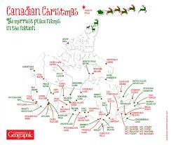 Appalachian Mountains Canada Map by Mapping Canada U0027s Merriest Sites Canadian Geographic