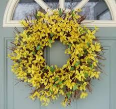 whimsical spring forsythia wreath jenna burger 20 diy spring wreaths diy spring wreath wreaths and sisal