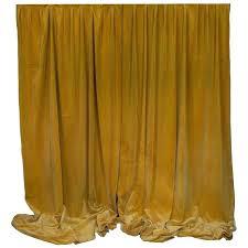 Gold Velvet Curtains Antique Velvet Curtains Gold Velvet Curtains Pair Of Gold Velvet