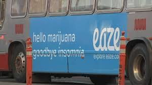 Political Ads Banned From San Francisco Buses Trains Sfmta To Vote On Muni Marijuana Ads In San Francisco Ktvu