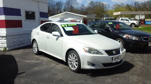 lexus is price used cars lodi shell auto sales