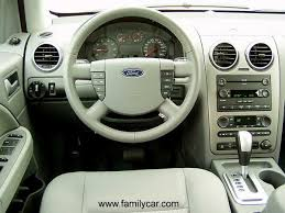2005 Ford Freestyle Interior 2005 Ford Freestyle Photo Gallery Carparts Com