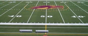athletic field markers sports field marking and striping