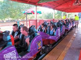 Parking At Six Flags Fiesta Texas Boomerang Coast To Coaster At Six Flags Fiesta Texas Theme Park