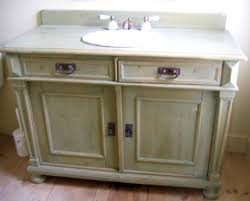 Furniture Vanity For Bathroom Sideboards Made Into Vanity The Country Gallery Bathroom