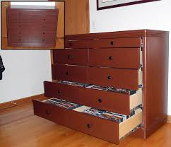 Dvd Movie Storage Cabinet Media Storage Cabinets With Drawers Organize Your Blu Rays Dvds