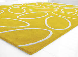 Modern Yellow Rug Florina Yellow Rug From The Denmark Rugs Collection Collection At