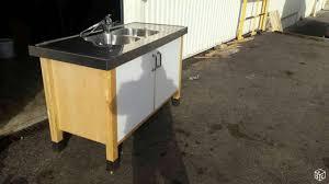 meuble sous evier cuisine ikea meuble sous évier ikea varde et évier cuisine maison de