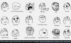 Download Meme Faces - meme faces free vector free vectors ui download