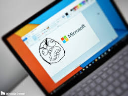 microsoft u0027s paint fiasco reveals its struggle to modernize windows