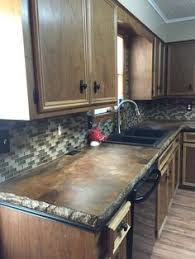 How To Build A Concrete Bar Top Thick Concrete Countertops And Subway Tiles To Make A Statement