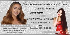 master makeup classes san jose ca makeup classes events eventbrite