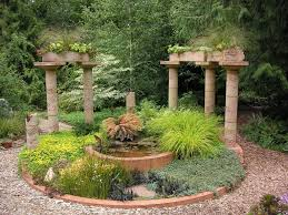 garden design ideas mediterranean home decor u0026 interior exterior