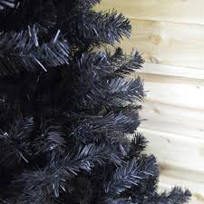 7ft 210cm imperial pine tree in black with 770 tips