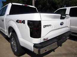 2010 ford f150 tail light cover headlightarmor smoked tinted headlight fog light taillight