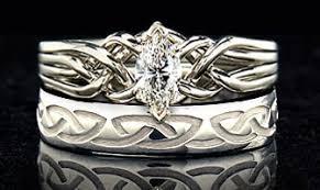 celtic wedding sets celtic wedding ring sets and engagement ring symbolism resolve40