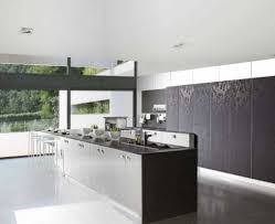 kitchen black kitchen wallpaper design with brown kitchen black kitchen wallpaper design with brown kitchen cabinet combined by awesome white floor decoration and kitchen stool plus chrome faucet on brown