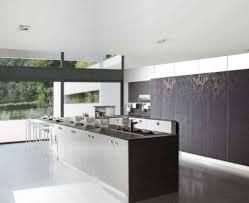 kitchen sleek and chic modern kitchens that make their own cuts