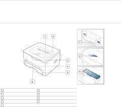 ml2580n mono laser printer user manual