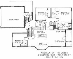 3 Bedroom Garage Apartment Floor Plans Spectacular Inspiration 1 Floor Plans 3 Bedroom Units Garage