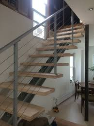 Ibc Stair Design by Floating Stair Kits Home Design Styles