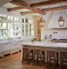 farmhouse kitchen furniture best 25 farmhouse kitchens ideas on
