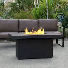 Firepit Coffee Table Outdoor Coffee Table Pit