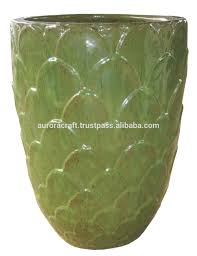 large glazed ceramic garden pots buy large ceramic flower pots