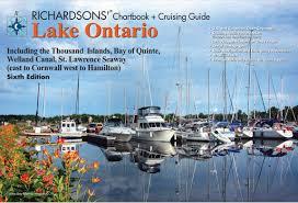 richardsons u0027 chartbook lake ontario including thousand islands