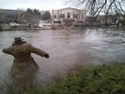 Illinois Flood Maps by Tracy Statue Withstanding The Illinois Flood Pics