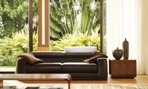 interieur et canapé osez un canapé cuir et un intérieur dignes des milles et une nuit