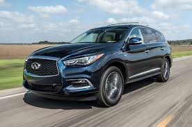 nissan leaf xe qc 2017 infiniti qx60 reviews and rating motor trend