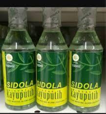 Minyak Kayu Putih Sidola 100 Ml jual minyak kayu putih sidola 100ml tya onshop