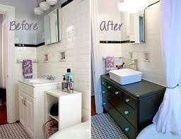Old Dresser Bathroom Vanity Turn A Vintage Dresser Into A Bathroom Vanity