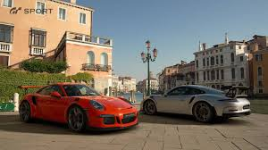 first porsche car porsche models confirmed for gran turismo sport the drive