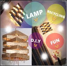 Cardboard Pendant Light Cardboard Lamp Modern Diy Geometric Frame Pendant Light Youtube