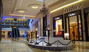 luxury retail due for a make over