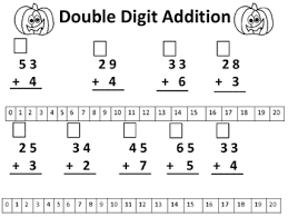 addition with and without regrouping digit addition with and without regrouping tpt