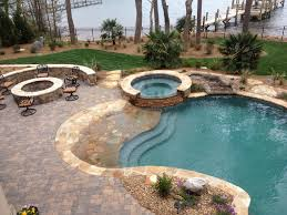 cost to build a swimming pool Charlotte pool builder