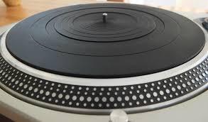 platter mat studio dm 205 rubber turntable platter mat