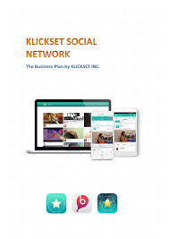 klickset social network business plan