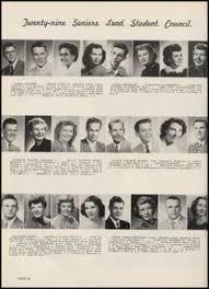 find high school yearbook 1956 billings senior high school yearbook via classmates
