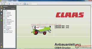 claas webtic offine 2014 repair and service documentation full
