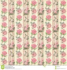 vintage floral wallpaper stock photo image 46092591