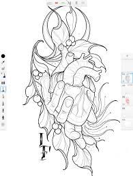 digital to skin digitally drawing and designing tattoos