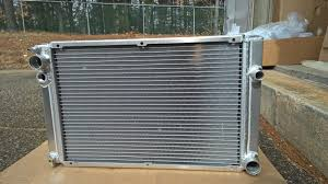 1983 porsche 944 radiator fs 944 turbo 951 billet aluminum radiator rennlist