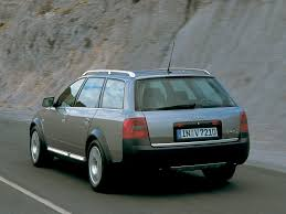 2001 audi allroad quattro 2 5 tdi related infomation